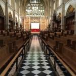 Cheltenham College Chapel Sound System